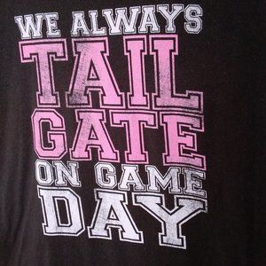 Tultex Tops - Tultex Tailgate Game Day Short Sleeve T Shirt